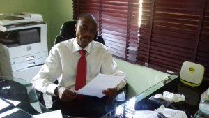 Biodun Adeyemi @ work